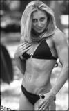Girl with muscle - jennifer cowan