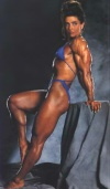 Girl with muscle - Laura Bass