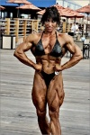 Girl with muscle - Jana Linke-Sippl