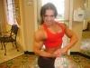 Girl with muscle - marina lemenovskaya