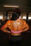 Girl with muscle - Dorthe Korsgaard