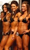 Girl with muscle - Tibisay Robles, Amanda Latona, Christina Vargas