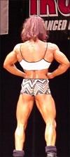Girl with muscle - Elena Seiple Perticari