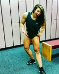 Girl with muscle - Shannon Seeley