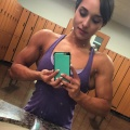 Girl with muscle - Vanessa Serros