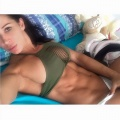 Girl with muscle - Ana Cozar