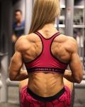 Girl with muscle - Noelia Segura