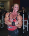Girl with muscle - kate baird