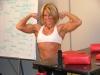 Girl with muscle - Amanda Swallow