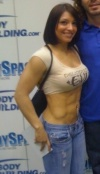 Girl with muscle - Suhaily Jauregui