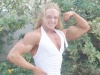 Girl with muscle - Kristy Hawkins