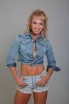 Girl with muscle - Yana Vladimirova