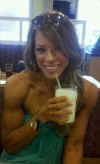 Girl with muscle - Cassie Rowe