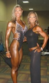 Girl with muscle - nancy georges / Bea Fox