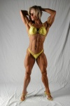 Girl with muscle - Louise Krause - Van Der Nat
