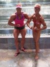 Girl with muscle - Tammy Jones(l)