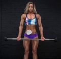 Girl with muscle - Zoey Wright