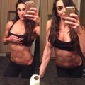 Girl with muscle - Mahsa Akbarimehr