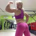 Girl with muscle - Halina Verrone