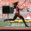Girl with muscle - Florence Griffith-Joyner
