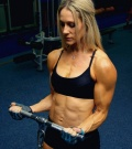 Girl with muscle - Kelli Ann Blanchfield
