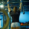 Girl with muscle - Kristen Graham