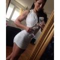 Girl with muscle - Alexa Levevik