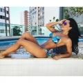Girl with muscle - Fernanda d'Avila