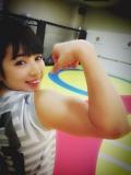 Girl with muscle - Saiki Reika