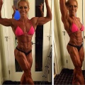 Girl with muscle - Kat Secor