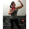 Girl with muscle - Lesley-Ann Armstrong