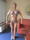 Girl with muscle - Leah Berti
