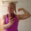Girl with muscle - Ida Markussen