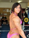 Girl with muscle - Katka Kyptova