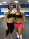Girl with muscle - Miranda Oldroyd/?