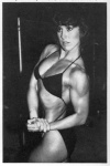 Girl with muscle - Colette Michelland