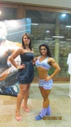 Girl with muscle - Day Oliveira (R)