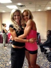 Girl with muscle - Crystal Kenny (L)