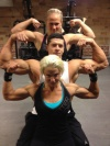 Girl with muscle - Sarah Backman/Helene Ahlson