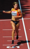 Girl with muscle - Dafne Schippers