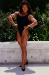 Girl with muscle - Leilani Dalumpines