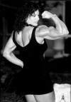 Girl with muscle - Thea Bennington