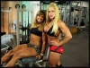 Girl with muscle - Renata Guaraciaba / Anne Freitas