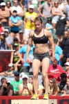 Girl with muscle - Julie Foucher