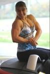 Girl with muscle - Conny Schoenert