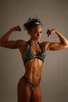 Girl with muscle - Fjola Bjork Gunnlaugsdottir