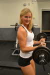 Girl with muscle - Rosanne Lantz