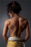 Girl with muscle - Tatiana Mihajlyuk
