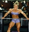 Girl with muscle - Lisa Aukland
