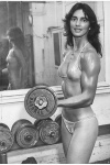 Girl with muscle - Carole Graham